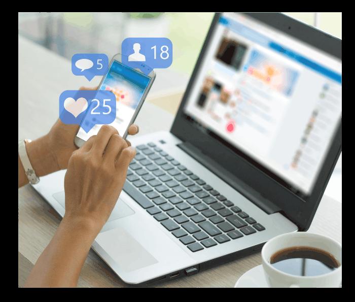 Finnish marketing translation for social media
